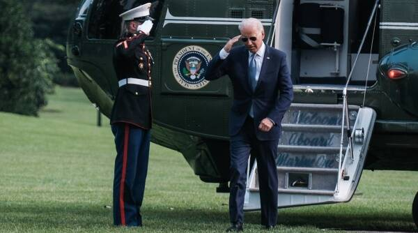 Joe Biden, US-Afghan, US-Aghanistan, US military mission in Afghanistan, US news, world news, Indian express