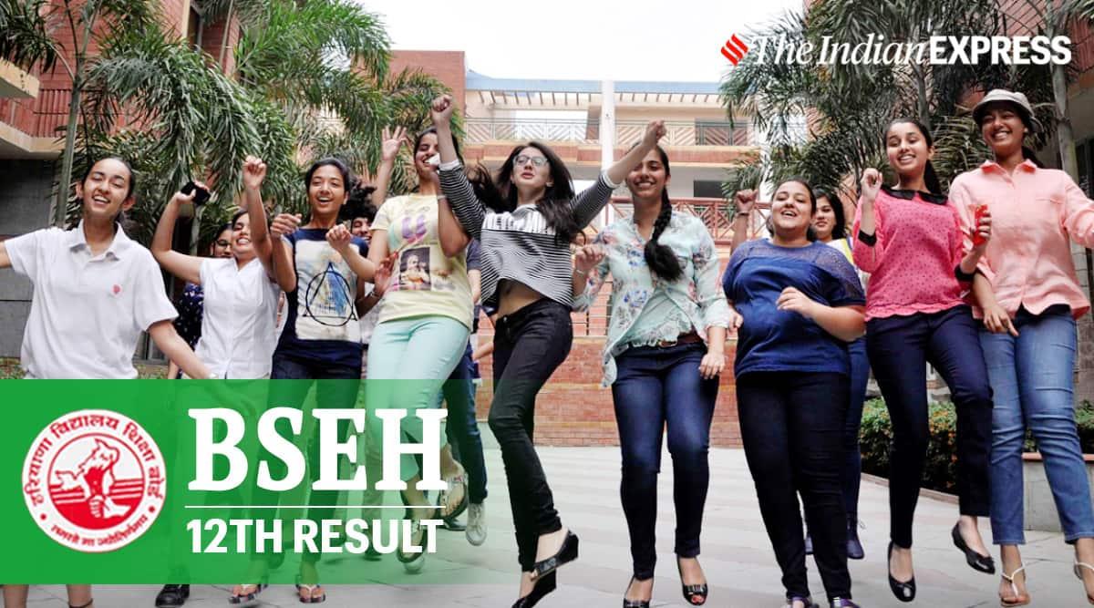 bseh class 12, bseh result, haryana board