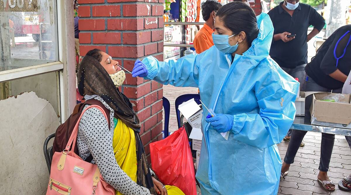 India reports 39,097 Covid-19 cases, 546 deaths