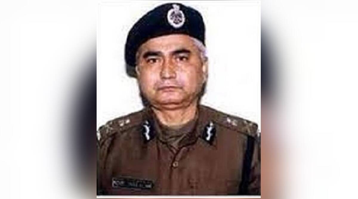 Former Punjab DGP Mohammad Izhar Alam passes away | India News,The Indian Express