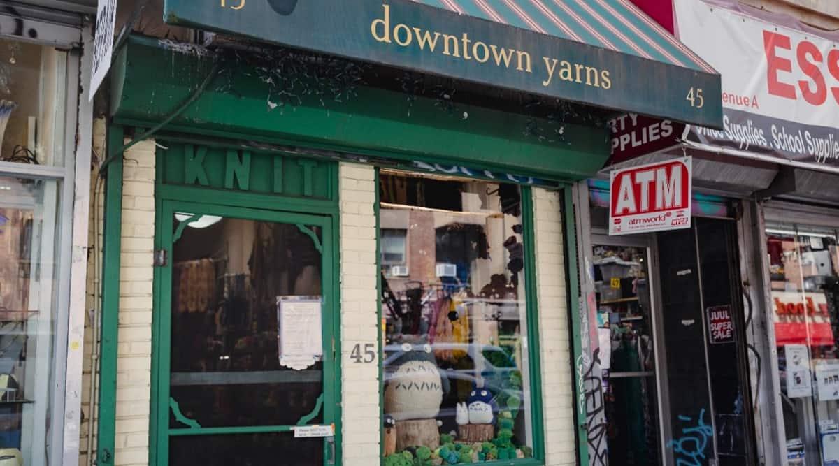 Downtown Yarns