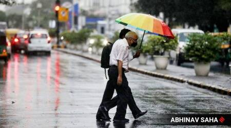 delhi, delhi rains, delhi rains memes, delhi rains forecast, delhi weather forecast, twitter reactions, indian express, indian express news