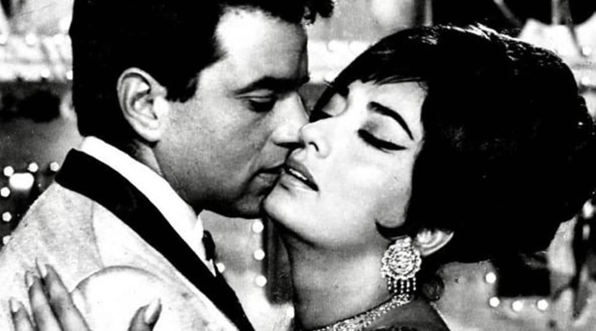 Dharmendra Sadhana film Ishq Par Zor Nahin