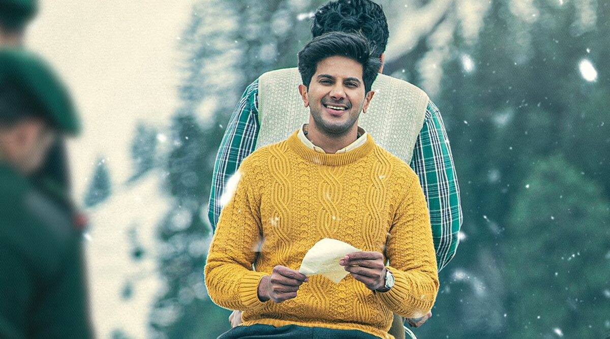 Dulquer Salmaan's first look as Lieutenant Ram is birthday gift to fans |  Entertainment News,The Indian Express
