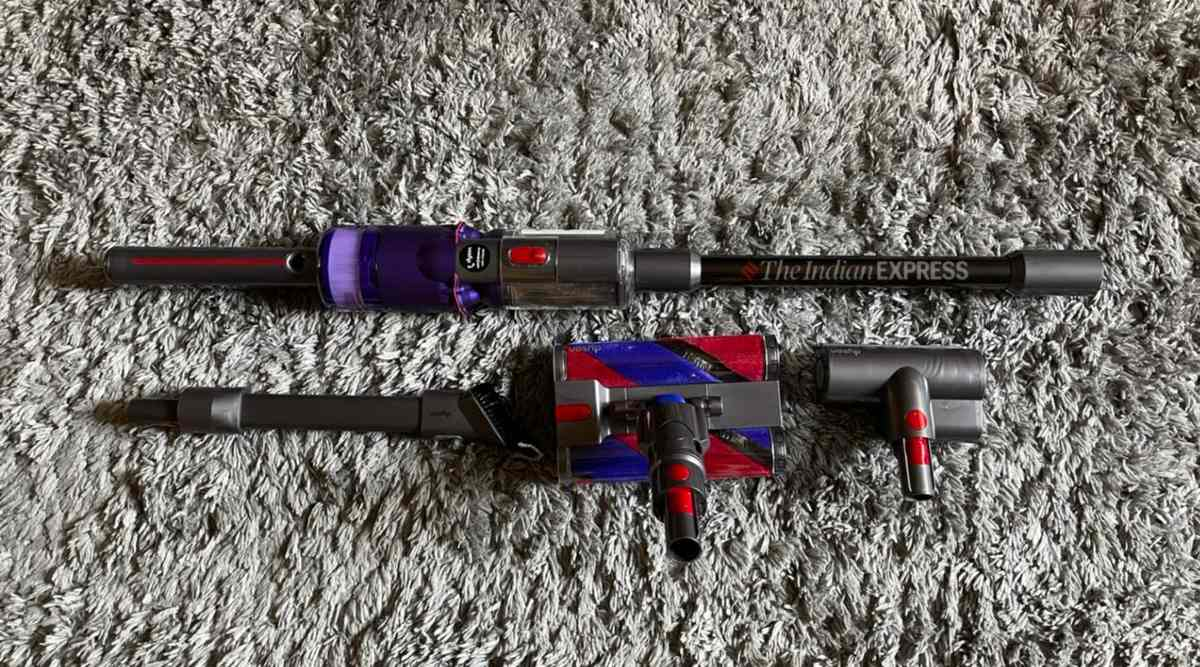 Dyson Omni-glide review: Goes everywhere, cleans everything