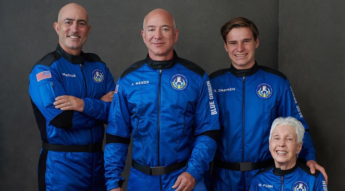 watch live Blue Origin Human Spaceflight live updates