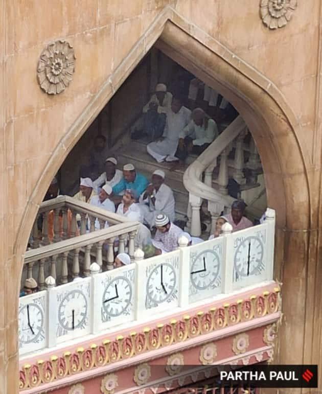 Eid Mubarak, Eid al-Adha, Eid al-Adha celebrations, Eid al-Adha 2021, Bakri Eid celebration 2021, Eid al-Adha photos, Eid Mubarak, Eid al-Adha photos India, indian express news