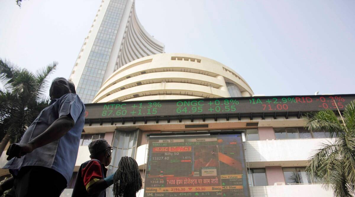 Equity benchmarks Sensex and Nifty started on a choppy note