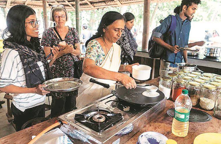 food, relationship with food, art and food, artworks about food, artists using food to defy prejudice, eye 2021, sunday eye, indian express news