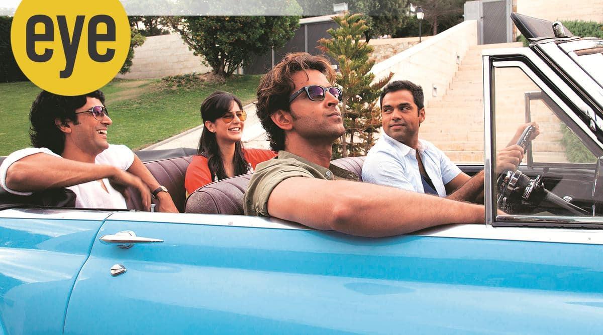 Film director Zoya Akhtar, writer Reema Kagti, Zindagi Na Milegi Dobara, road movie, post-pandemic world, eye 2021, sunday eye, indian express news