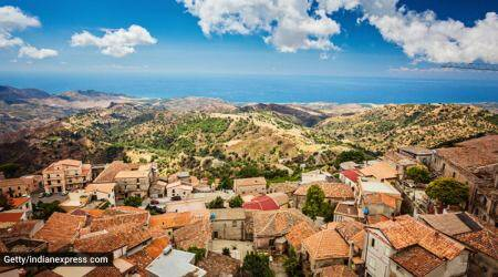 Italy, villages in Italy, towns in Italy, Italy inviting people, Italy villages inviting people, Italy villages asking people to relocate, tourism, Italy village residents, indian express news