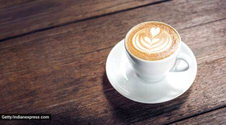 coffee lovers, coffee recipe, homemade cappuccino recipe, homemade cappuccino, how to make cappuccino at home, indian express news