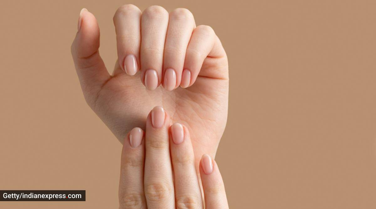 monsoon and nail hygiene, how to take care of nails, how to care for nails in the monsoon season, nail care, nail care at home, nail care tips, indian express news
