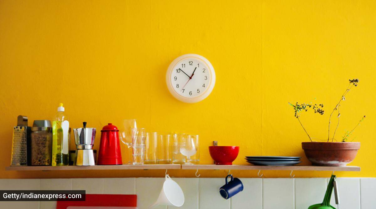 home decor, home decor ideas, home decor colours, how to decorate your house, how to choose colours for your house, indian express news