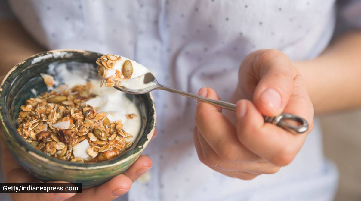 muesli, what is muesli, health benefits of muesli, adding muesli to your diet, why should you eat muesli, how can you eat muesli, muesli for breakfast, indian express news