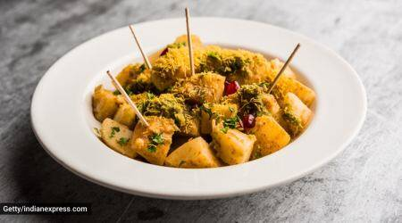 healthy eating, healthy recipe, sweet potatoes, sweet potato recipe, making tasty food at home, healthy and tasty foods, easy recipes to make at home, indian express news