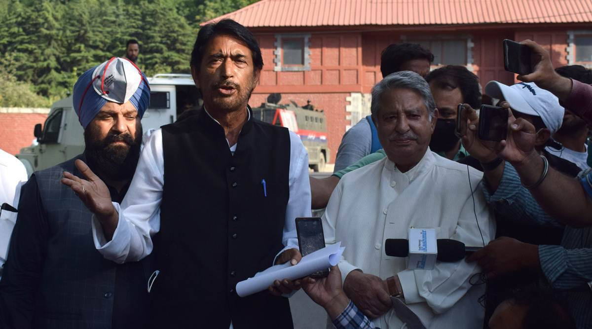 Delimitation talks: PDP stays away, Congress says state first