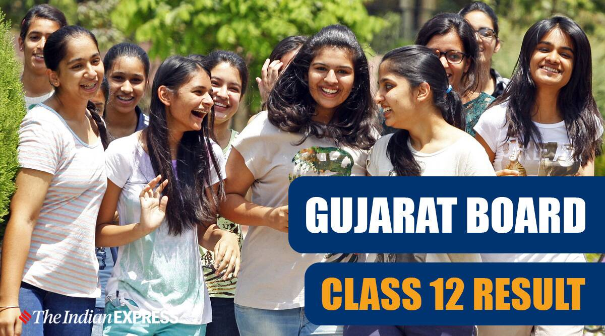 gseb, gseb hsc result, gseb class 12 result