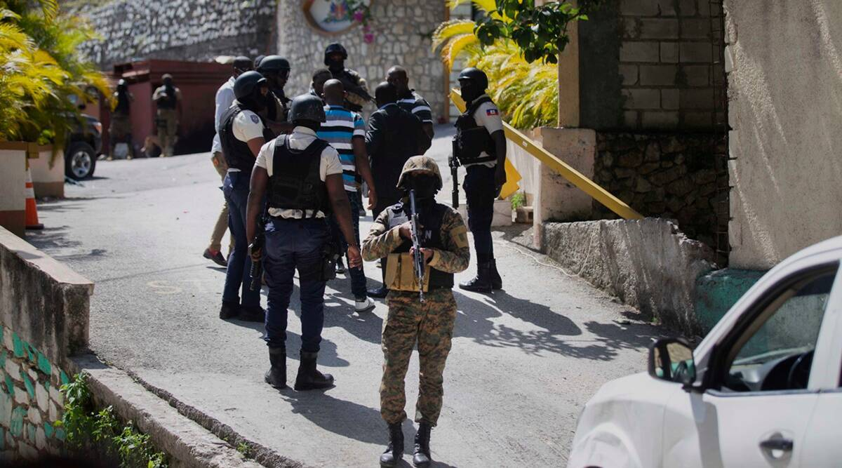 Haiti President assassination