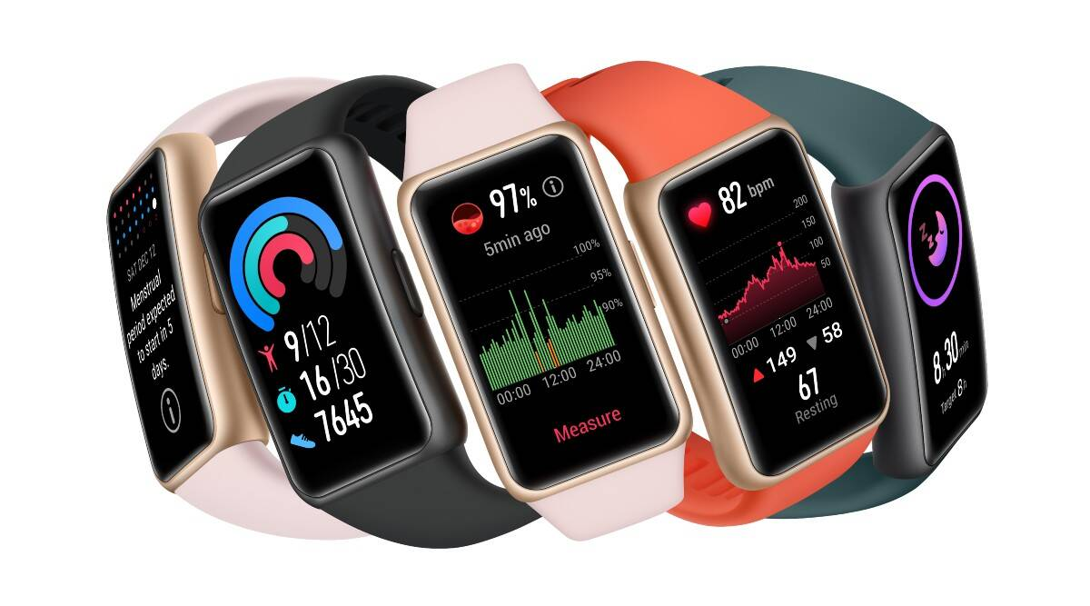 Huawei Band 6: A Budget-Friendly Fitness Tracker for 2021