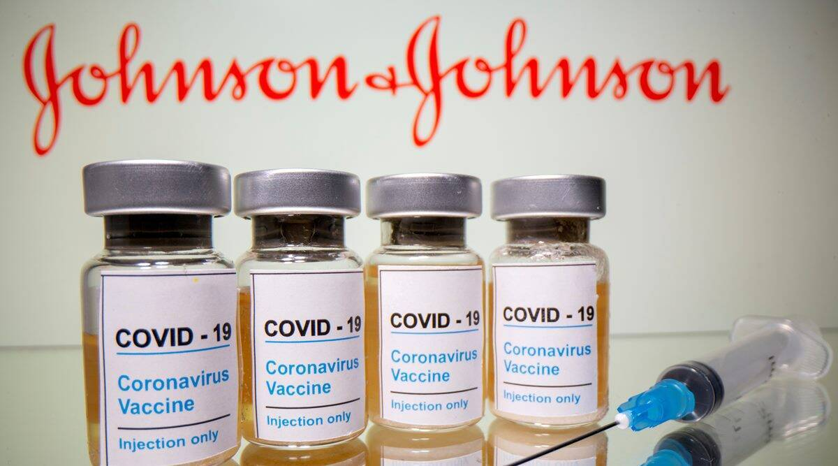 Johnson & Johnson in discussion with FDA regarding COVID-19 vaccine side effects