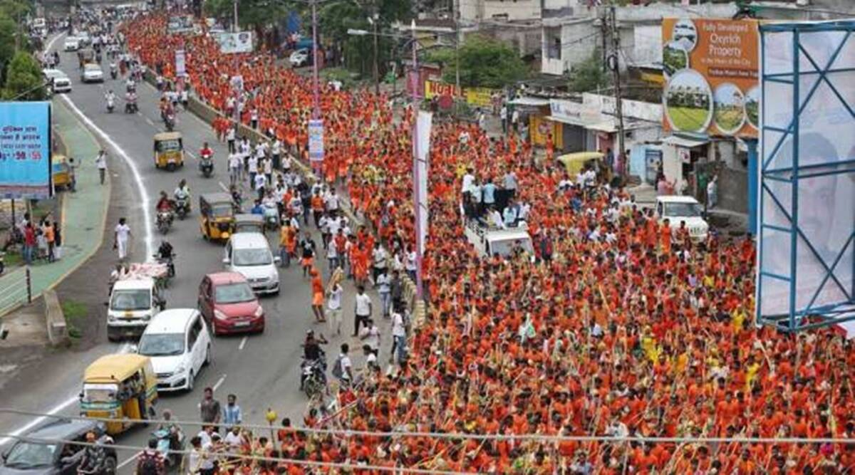 Kanwar yatra: Uttarakhand finally calls it off, UP says on with curbs | India News,The Indian Express