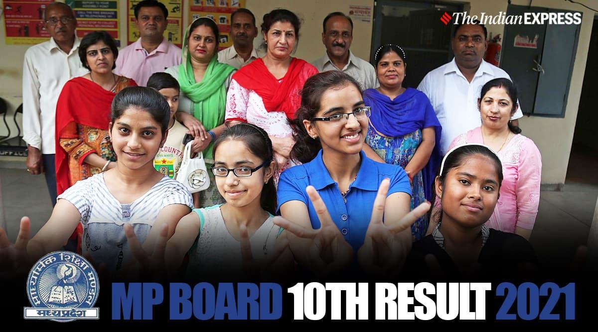 mp board, mpbse, mp board 10th result 2021, mpbse.nic.in, mponline