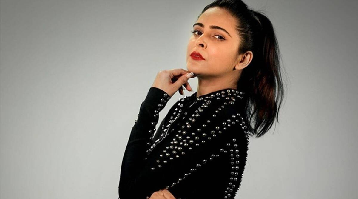 Madhurima Tuli upset with Colors channel