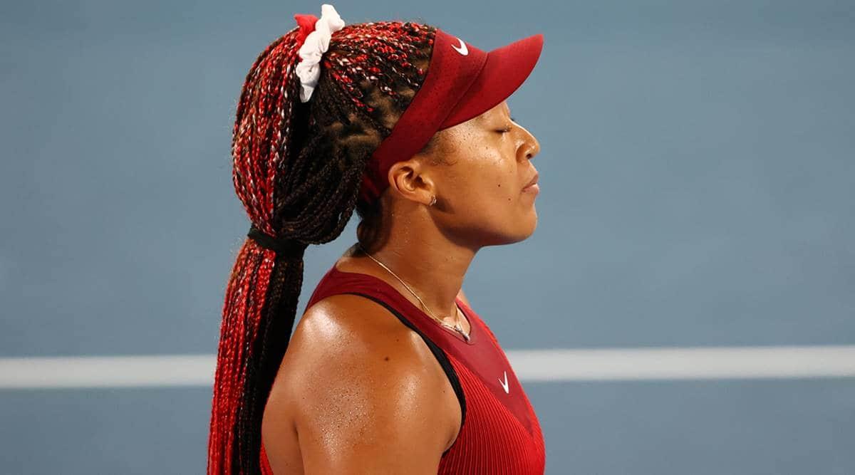 Naomi Osaka, Naomi Osaka mental pressure, Naomi Osaka tokyo olympics exit, Naomi Osaka hairstyle tokyo olympics, naomi osaka mental health