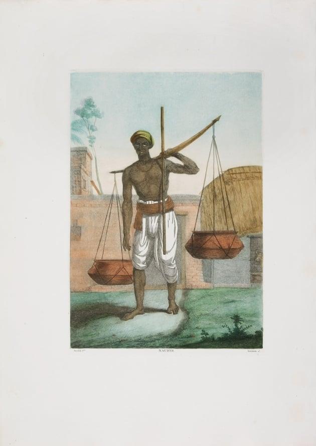 Baltazard Solvyns, Baltazard Solvyns artist, DAG exhibition, new exhibtion, indianexpress.com, indianexpress, foreigner's exhibition, calcutta 1790s, bengal 1790s,