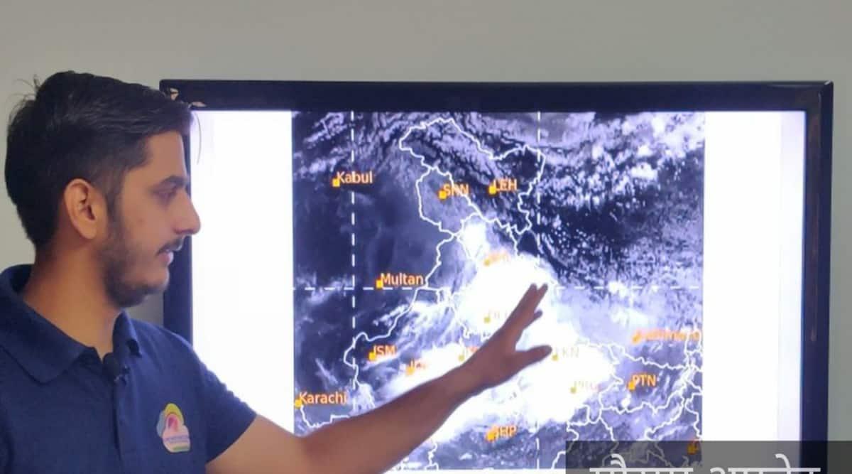 weather forecasters, weather bloggers, weather updates, Mann Ki Baat, PM Modi, Chennai Rains, APweatherman96, Chennai Weatherman, K Srikanth, Sai Praneeth, Navdeep Dahiya, Indian Express news