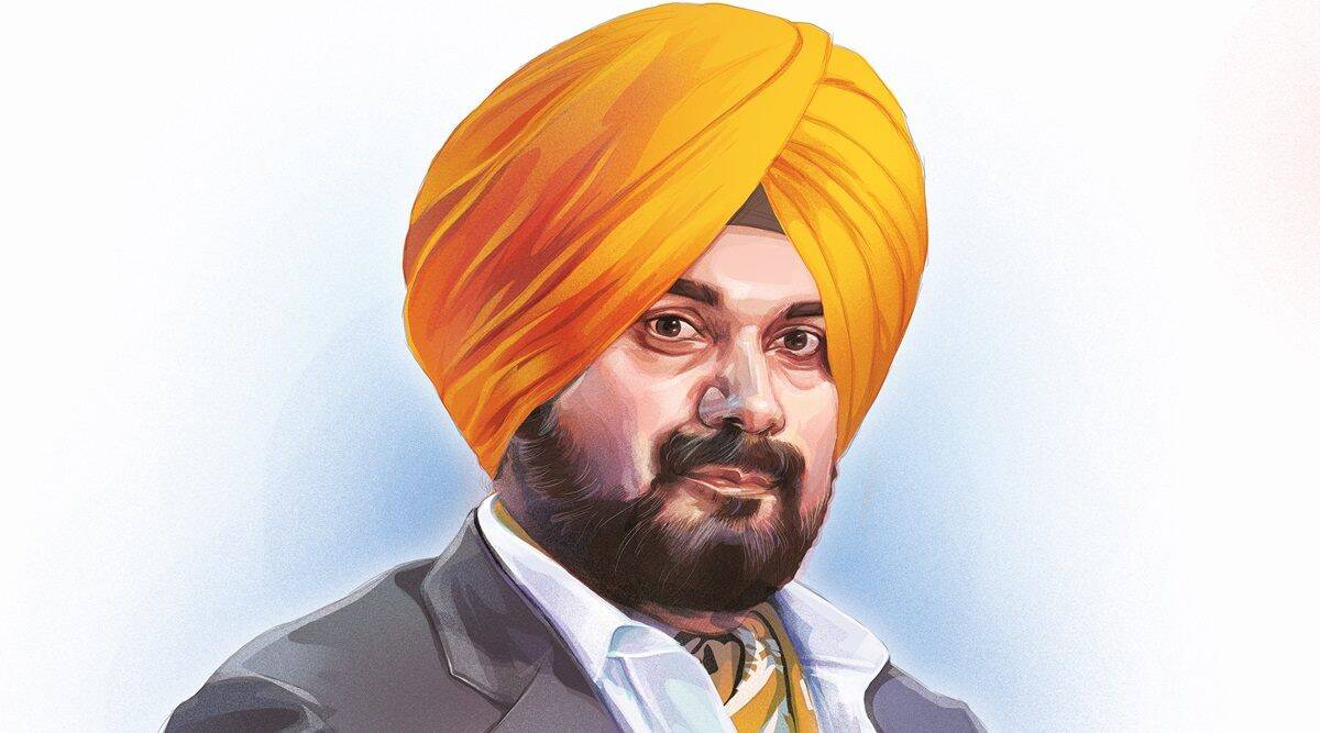 The Sunday Profile: Navjot Singh Sidhu clearly believes he has another innings in him