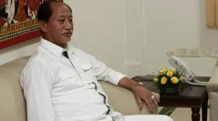 Nagaland Assembly no opposition, Neiphiu Rio, PDA NPF nagaland, naga insurgency, nagaland talks govt, nagaland separate flag, NSCN-IM, nagaland news, indian express