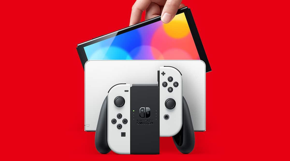 Nintendo, Nintendo Switch OLED,