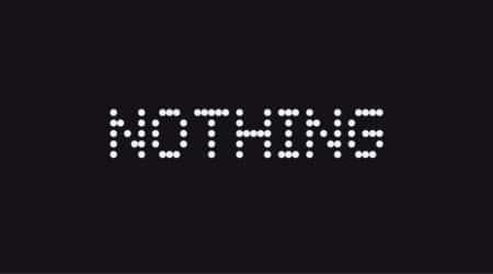 Nothing, Nothing India, Nothing logo,
