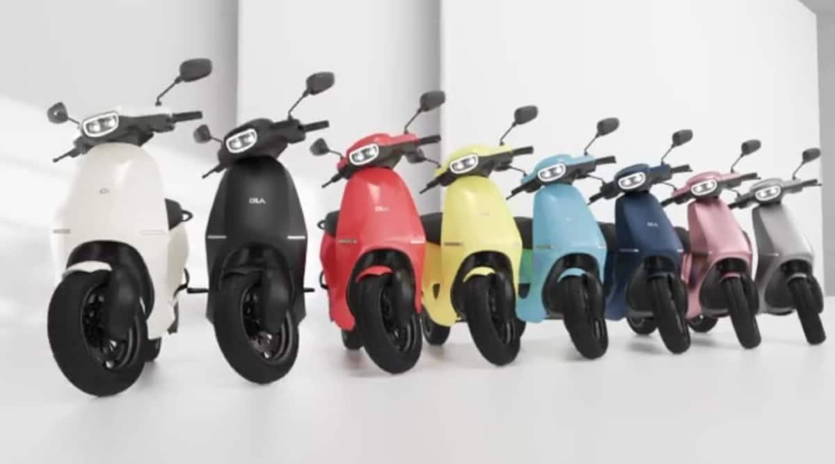 Ola electric scooter, ola escooter, ola,