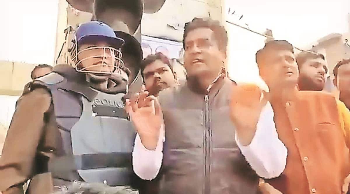 Officer in Kapil Mishra video, others seek medals for riot duties in Delhi