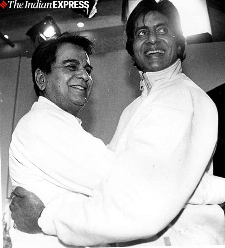 अमिताभ बच्चन: जब भी भारतीय सिनेमा का इतिहास लिखा जाएगा, वह हमेशा 'दिलीप कुमार से पहले और दिलीप कुमार के बाद' होगा