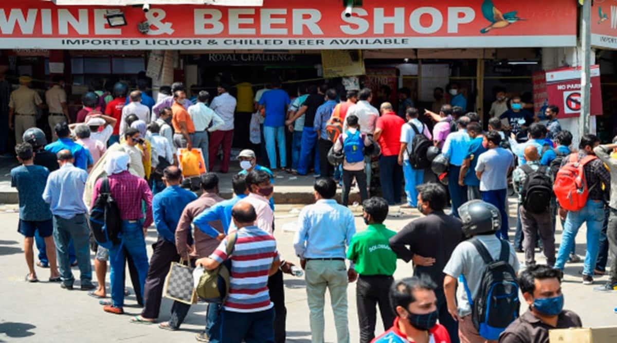Delhi liquor policy