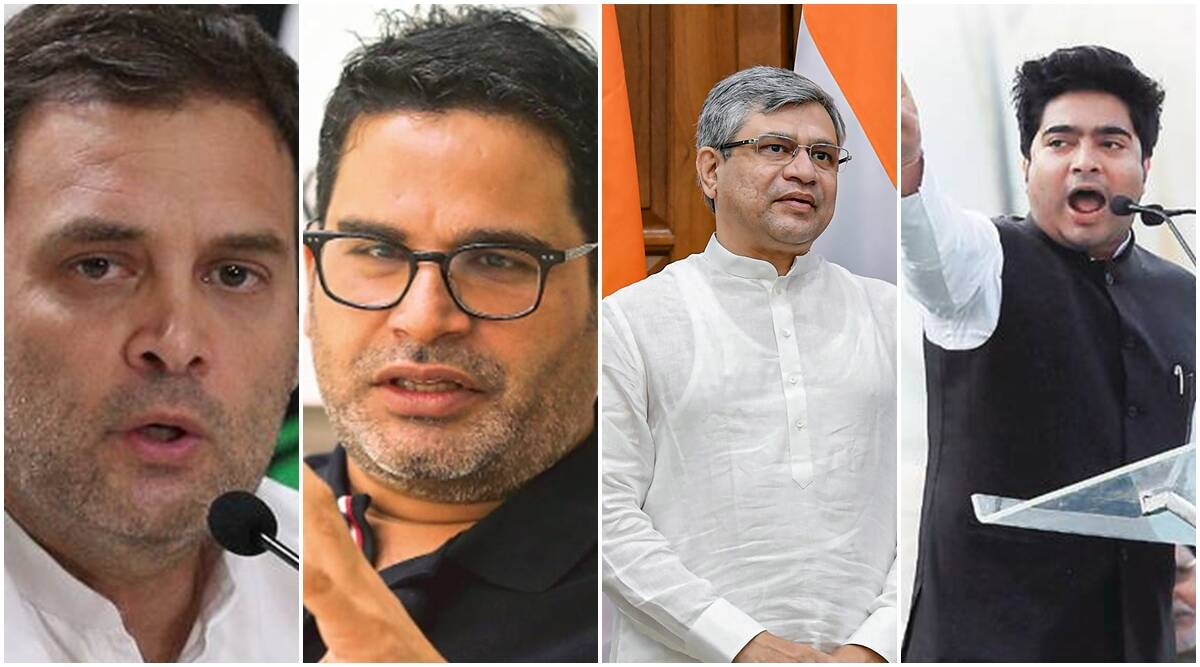 Project Pegasus: Rahul Gandhi, Mamata's nephew, 2 Union ministers, dissident ex-EC Lavasa in snooping target list | India News,The Indian Express