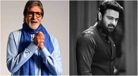 Prabhas Amitabh Bachchan film