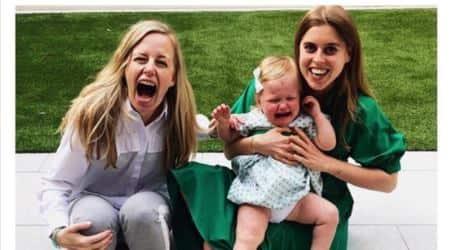 Princess Beatrice, Princess Beatrice pregnancy, Princess Beatrice diet, Princess Beatrice nutritionist, royal family nutritionist, Princess Beatrice news, indian express news