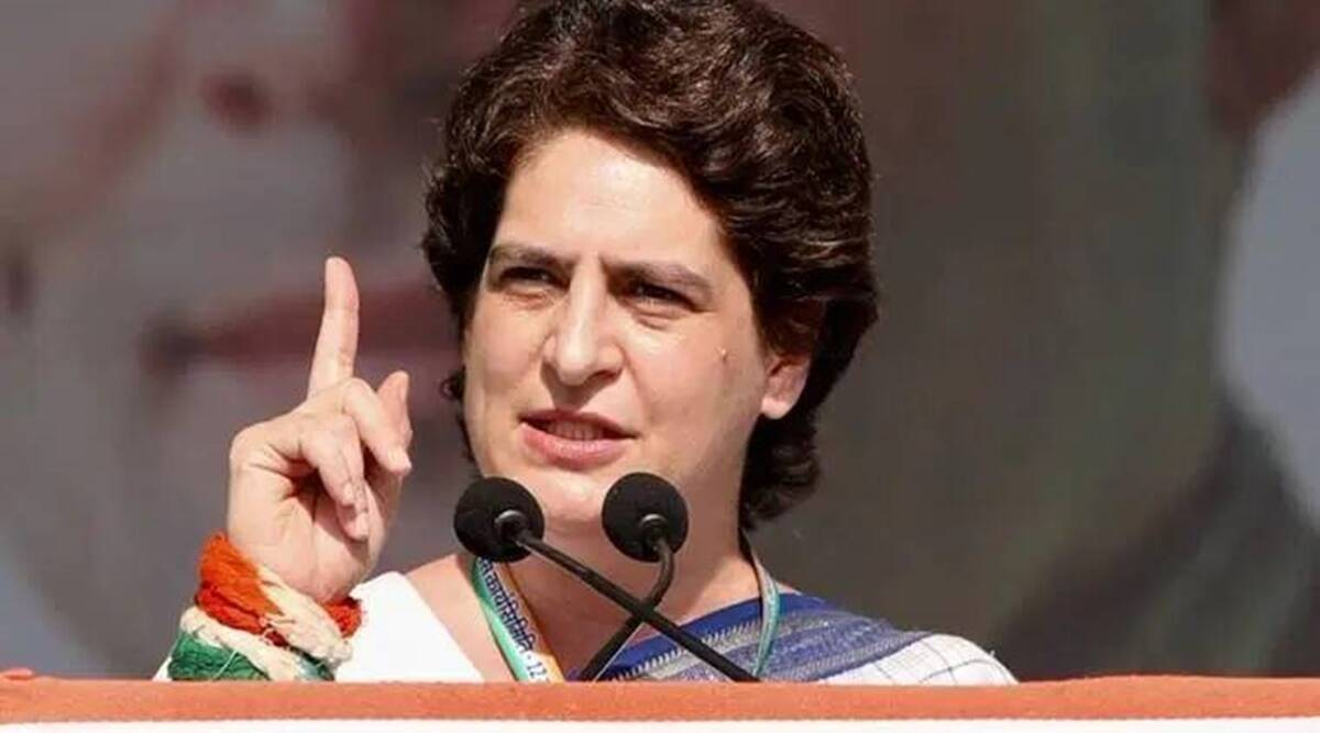 Congress to reserve 40% tickets for women in UP polls, says Priyanka