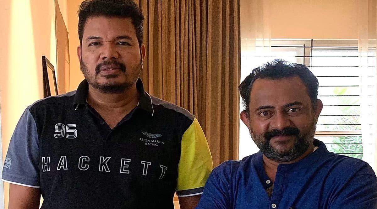 Shankar and Saimadhav Burra