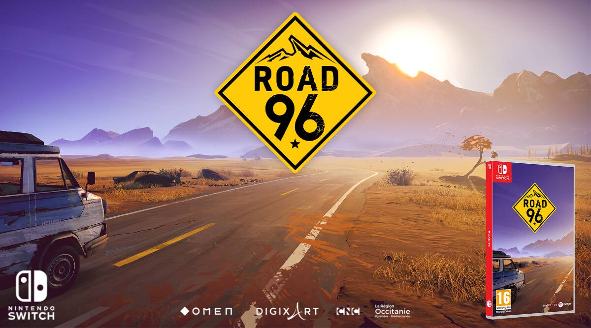 road 96, road 96 game, road 96 nintendo switch, road 96 game launch date, road 96 steam, DigixArt, Yoan Fanise, Yoan Fanise digixart, nintendo switch, video games