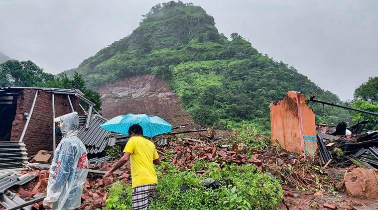 Raigad Landslide