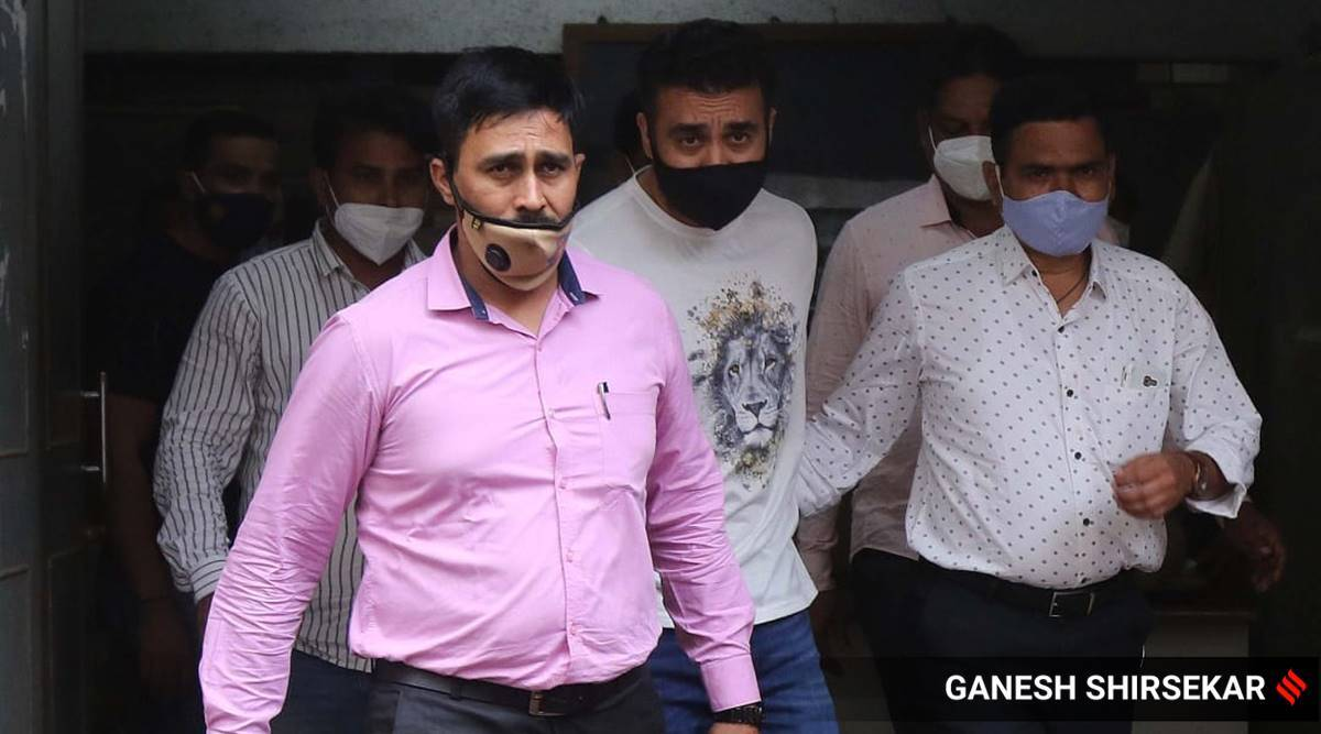 Police record statement of actor Shilpa Shetty, get Kundra's extended custody