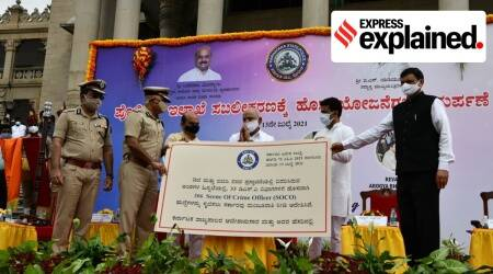 Karnataka police, scene of crime officers, who are scene of crime officers, FSL, indian police evidence collection, forensics police india, indian express, express explained