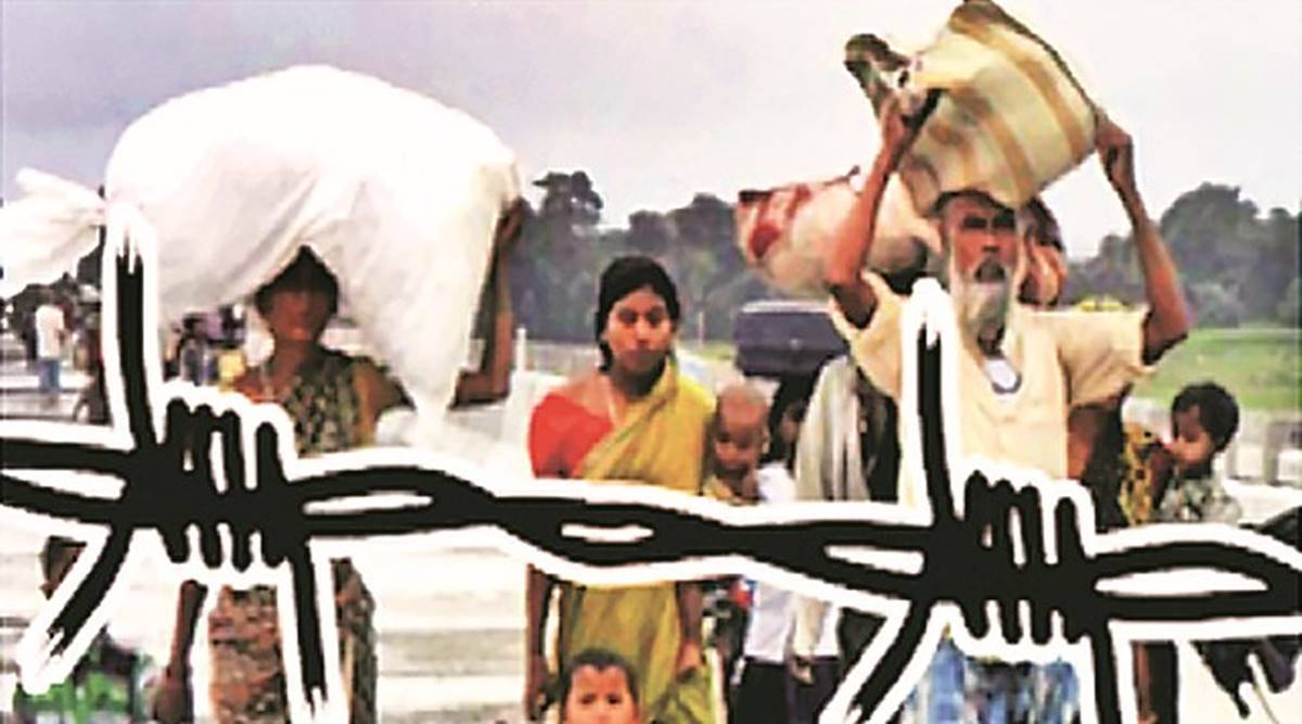 Photo on government website, Assam family fears 'foreigner' tag