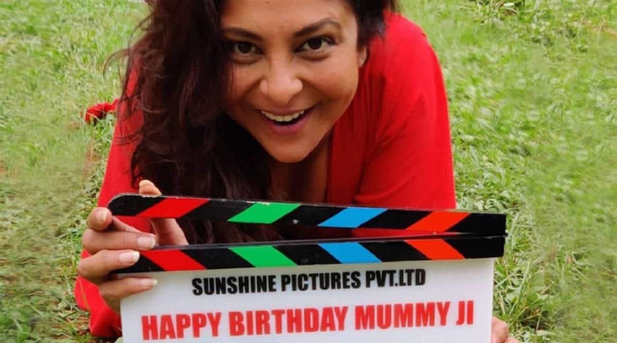 Shefali Shah on Happy Birthday Mummyji